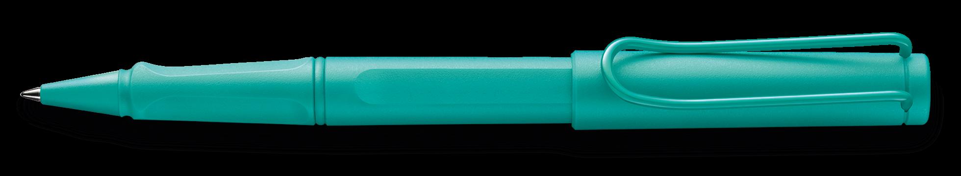 LAMY special edition safari candy aquamarine Rollerball pen