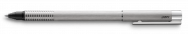 LAMY logo brushed Rollerball pen