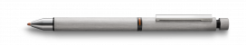 LAMY cp tri pen brushed Multisystem pen