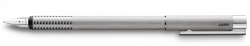 LAMY logo brushed Fountain pen M