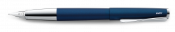 LAMY studio imperialblue Fountain pen M