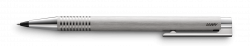 LAMY logo Brushed Mechanical Pencil 0.5 mm