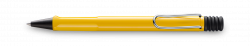 LAMY safari yellow Ballpoint pen