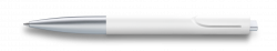 LAMY noto white silver Ballpoint pen