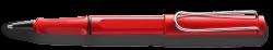 LAMY safari red Rollerball pen M