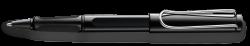 LAMY safari black Rollerball pen