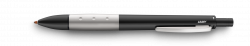 LAMY accent 4pen black Multisystem pen