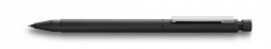 LAMY cp 1 twin pen black Multisystem pen