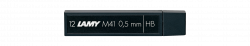 LAMY M 41  0.5 mm HB