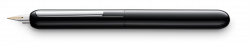 LAMY dialog 3 pianoblack Pt fountain pen M